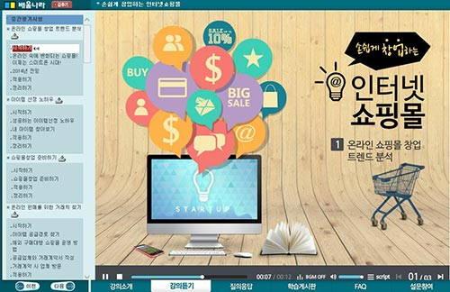 인터넷 쇼핑몰 창업